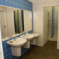 Chata Seleška (koupelna - muži)