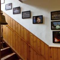 Chata Seleška (schodiště)