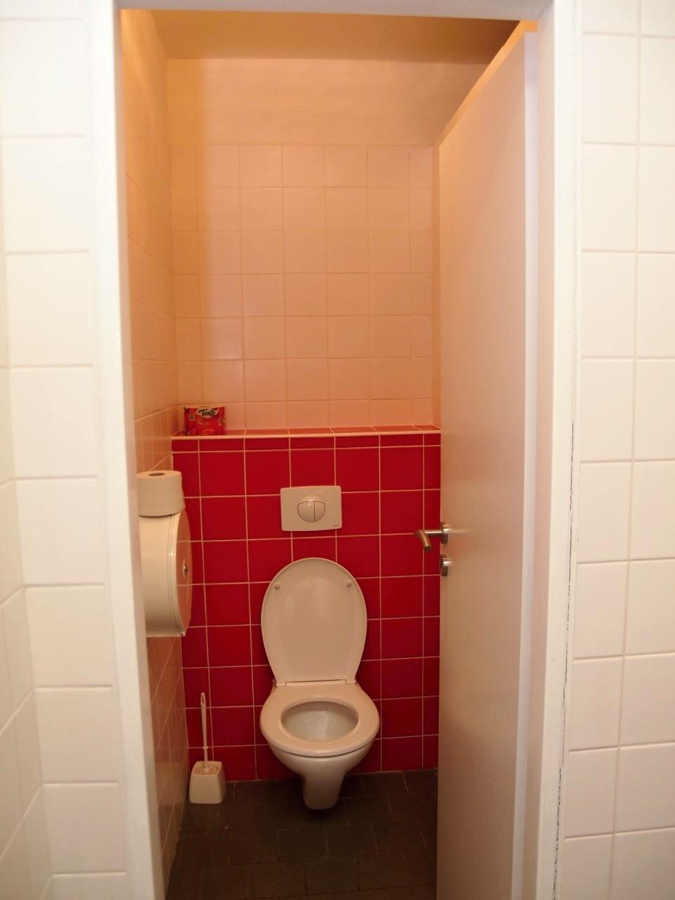 WC (dívky)